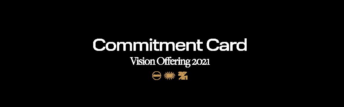 Vision Acknowledgement